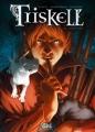 Couverture Triskell, tome 2 : La cité des vents Editions Soleil (Celtic) 2011