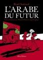 Couverture L'arabe du futur, tome 1 : 1978-1984 Editions Allary 2014