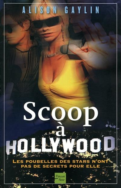 Couverture Scoop à Hollywood