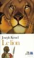 Couverture Le lion Editions Folio  (Junior) 1984
