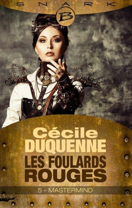 Couverture Les Foulards Rouges, saison 1, épisode 5 : Mastermind