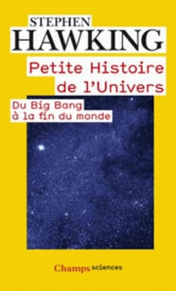 Couverture Petite histoire de l'Univers