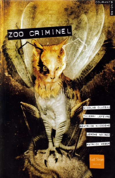 Couverture Zoo criminel