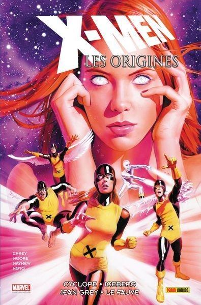 Couverture X-Men : Les origines, intégrale