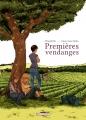 Couverture Premières vendanges, tome 1 Editions Delcourt (Hors collection) 2014