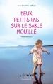 Couverture Deux petits pas sur le sable mouillé Editions Transcontinental 2012