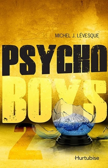 Couverture Psycho Boys, tome 2