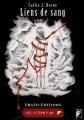 Couverture Liens de sang, tome 1 Editions Erato (Pan) 2014