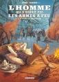 Couverture L'Homme qui n'aimait pas les armes à feu, tome 3 : Le Mystère de la femme araignée Editions Delcourt (Conquistador) 2014