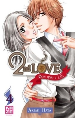 Couverture 2nd love : Once upon a lie, tome 4