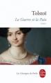 Couverture Guerre et paix (2 tomes), tome 1 Editions Le Livre de Poche (Les classiques de poche) 2010