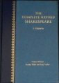 Couverture The Complete Oxford Shakespeare, book 1 : Histories Editions Oxford University Press 1990
