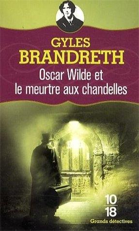 Couverture Oscar Wilde et le meurtre aux chandelles