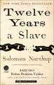 Couverture 12 ans dans l'esclavage / 12 years a slave / Esclave pendant 12 ans Editions Atria Books 2013