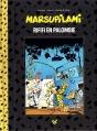 Couverture Marsupilami, tome 10 : Rififi en Palombie Editions Hachette 2014