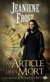 Couverture Le Prince des ténèbres, tome 2 : A l'article de la mort Editions Milady (Bit-lit) 2014