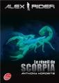 Couverture Alex Rider, tome 09 : Le réveil de Scorpia Editions Le Livre de Poche (Jeunesse) 2013