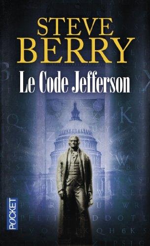Couverture Cotton Malone, tome 07 : Le code Jefferson