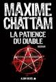 Couverture La patience du diable Editions Albin Michel 2014