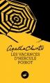 Couverture Les vacances d'Hercule Poirot Editions Le Masque 2012