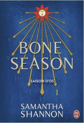 Couverture Bone Season : Saison d'os, tome 1