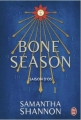 Couverture Bone season : Saison d'os, tome 1 Editions J'ai Lu 2014