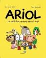 Couverture Un petit âne comme vous et moi Editions Bayard (BD) 2011