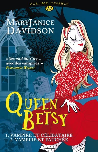 Couverture Queen Betsy, double, tomes 1 et 2