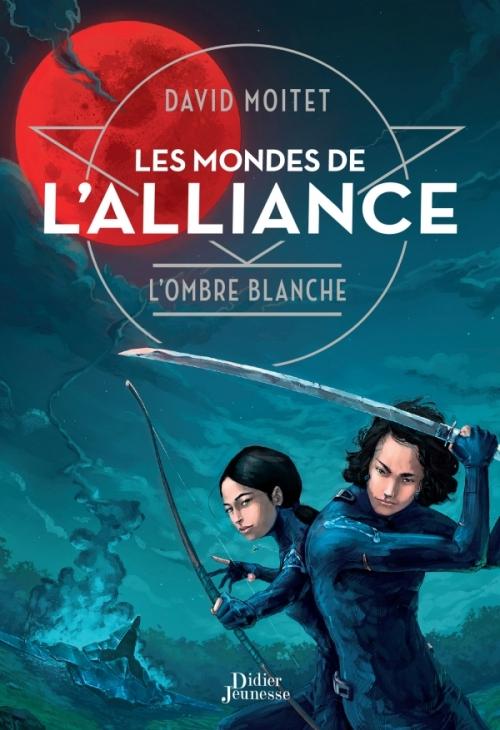 Couverture Les Mondes de l'Alliance, tome 1 : L'Ombre Blanche