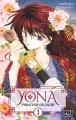 Couverture Yona, princesse de l'aube, tome 01 Editions Pika (Shôjo) 2014