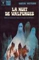 Couverture La nuit de Walpurgis Editions Marabout (Fantastique) 1973