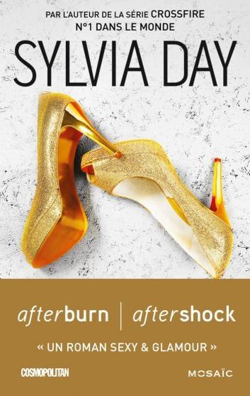 Couverture Afterburn/Aftershock, intégrale
