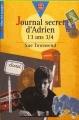 Couverture Journal secret d'Adrien 13 ans 3/4 Editions Le livre de poche (Jeunesse - Mon bel oranger) 1996
