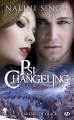 Couverture Psi-changeling, tome 03 : Caresses de glace Editions Milady (Bit-lit) 2013