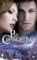 Couverture Psi-changeling, tome 03 : Caresses de glace Editions Milady (Bit-lit) 2013