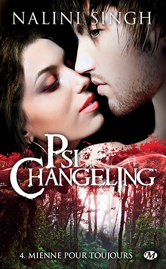 Couverture Psi-changeling, tome 04 : Mienne pour toujours