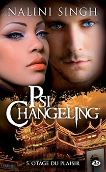 Couverture Psi-changeling, tome 05 : Otage du plaisir
