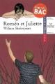 Couverture Roméo et Juliette Editions Hatier (Classiques & cie) 2011