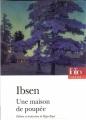 Couverture Une maison de poupée Editions Folio  (Théâtre) 2013