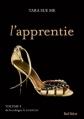 Couverture La Soumise, tome 3 : L'Apprentie Editions Marabout (Red Velvet) 2014