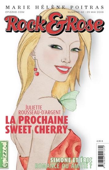 Couverture Rock & Rose, tome 02 : La prochaine Sweet Cherry
