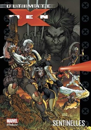 Couverture Ultimate X-Men, tome 08 : Sentinelles