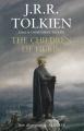 Couverture Les enfants de Húrin Editions HarperCollins 2007