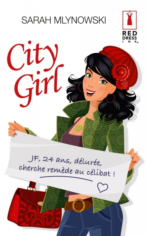 Couverture City Girl