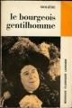 Couverture Le bourgeois gentilhomme Editions Larousse (Nouveaux classiques) 1965