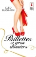 Couverture Paillettes et gros dossiers Editions Harlequin (Red Dress Ink) 2013
