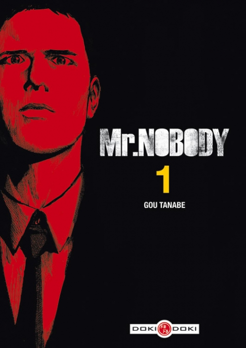 Couverture Mr. Nobody, tome 1
