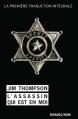 Couverture L'assassin qui est en moi Editions Rivages (Noir) 2012