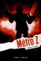 Couverture Métro Z Editions Rageot (Thriller) 2014