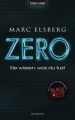Couverture Zero : Ils savent ce que vous faites Editions Blanvalet 2014